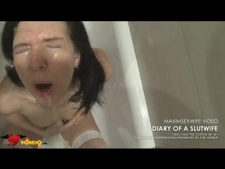 SLUT WIFE 2 - SexWife Maxim strories - МЖМ - Жена Шлюха