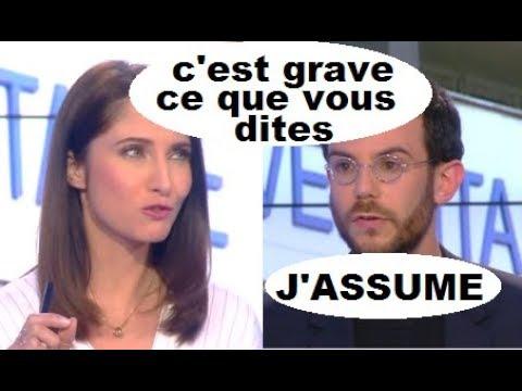 C. Viktorovitch ALLUME Castaner et Macron « ce sont des MENTEURS »
