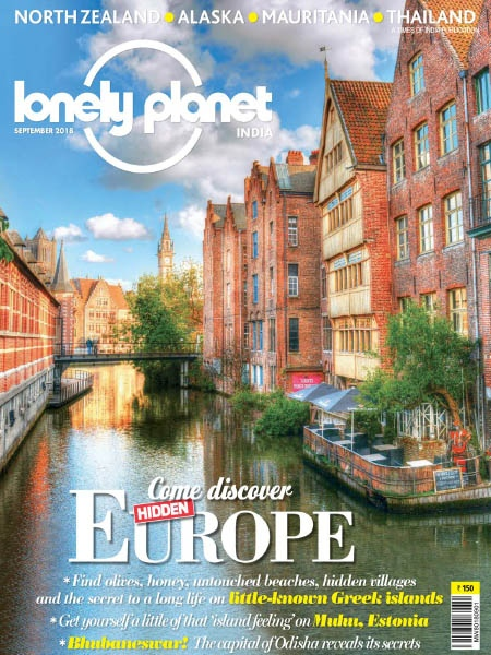Lonely Planet Magazine India - September 2018