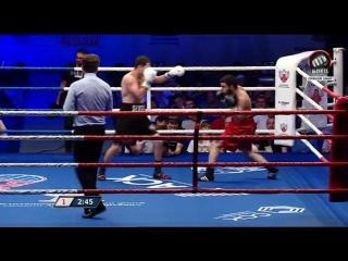 2018-06-09 Krasnodar, Russia: Айк Шахназарян - DeMarcus Corley + андеркарт (4 боя)