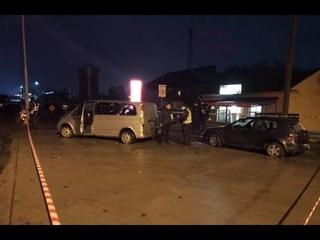 Произошла стрельба возле поста полиции на трассе Одесса - Киев. Комментарий полиции