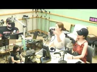 180808 Seulgi, Wendy, Yeri (Red Velvet)  Moon Hee Jun's Music Show Radio