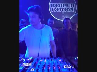 "Dax J | Boiler Room x Eristoff ""Into The Dark"" Linz"