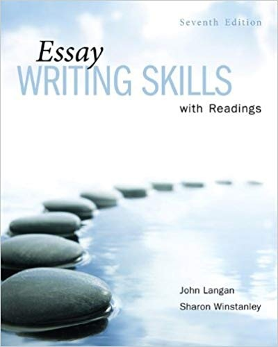 Essay Writing Skills with Readings, 7th edition