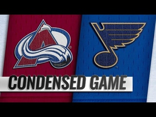 Colorado Avalanche vs St. Louis Blues | Dec.14, 2018 | Game Highlights | NHL 2018/19 | Обзор матча