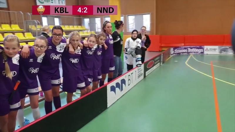 MU16: Ķekavas Bulldogs vs. FK NND/RJTC - Highlights - 25.10.2018