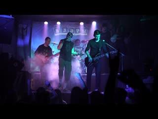 """Группа """"Кадры"""" (cover гр. Король и Шут) - Танец злобного гения. (март 2019)"""
