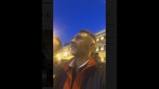Сергей Шнуров - Прямой эфир в Instagram ()