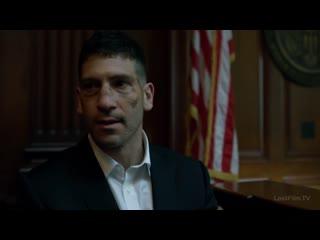 Каратель  речь в суде  Отрывок из сериала Сорвиголова