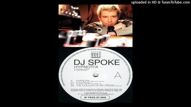 DJ Spoke Hypnotik Mâchoires Club Mix