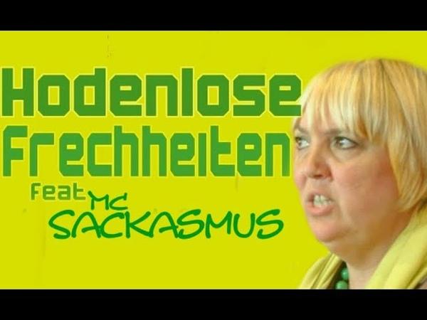 Hodenlose Frechheiten mit M chel feat McSackAsmus Satire
