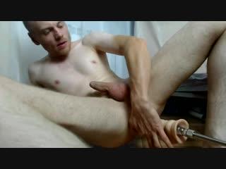 [g #rus #sextoy #wank] lanatuls #61 fuck myself hard with sex machine and cumming