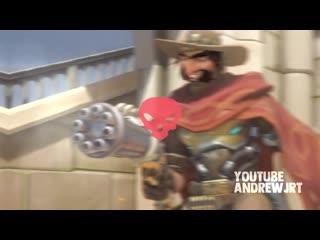 Buckle up, this gunslinger's loaded!