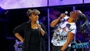 Anita Baker Regina Belle perform You Bring Me Joy at Capital Jazz Fest 2018