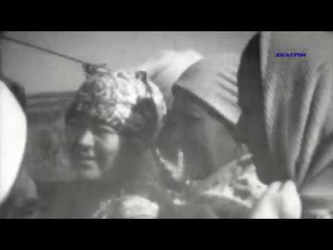 Крымск 70 х годов прошлого века Восстановленная любительская съемка