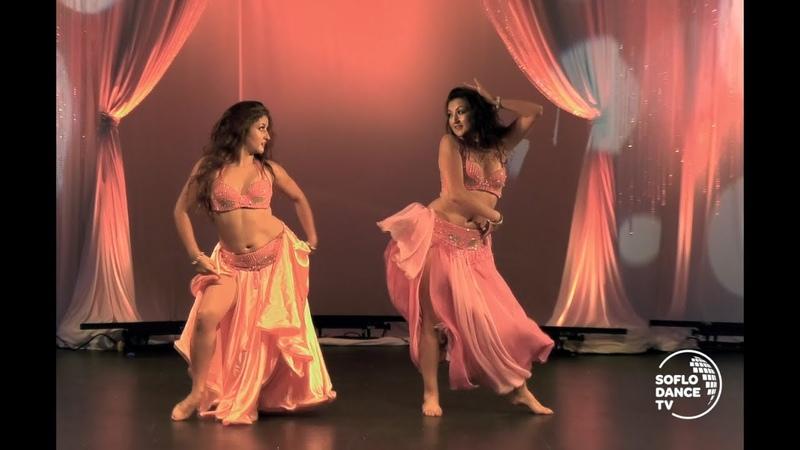 Belly Dance by Olga Steph Bellypassion / Badna Nwalee El Jaw /نانسي عجرم - بدنا نولع الجو