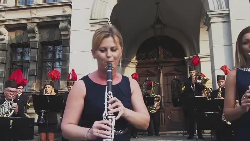 12 TH STREET RAG duet klarnetów z towarzyszeniem orkiestry