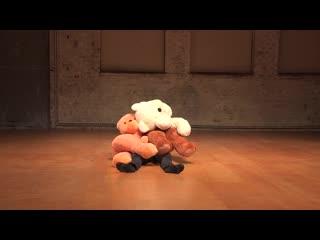 Mathis Kleinschnittger – Grrr Im dancing. Universe of a dancing bear