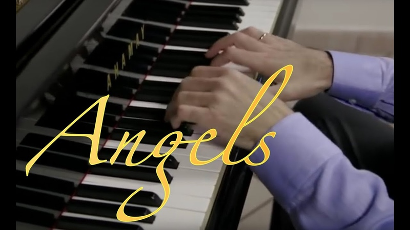Robbie Williams Angels play by Ear Piano Cover Jazzy Fabbry Fabulous Fabrizio Spaggiari