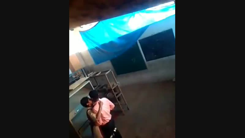 Sex scandal with student and teacher