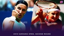 Svetlana Kuznetsova vs Timea Bacsinszky 2019 Samsung Open Second Round WTA Highlights