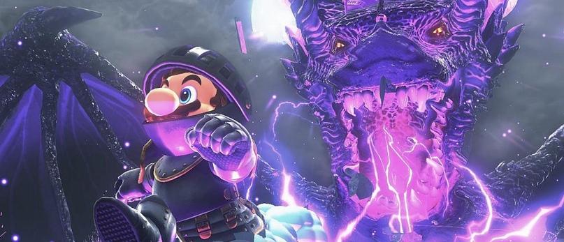 Эмулятор Nintendo Switch на PC уже запускает Super Mario