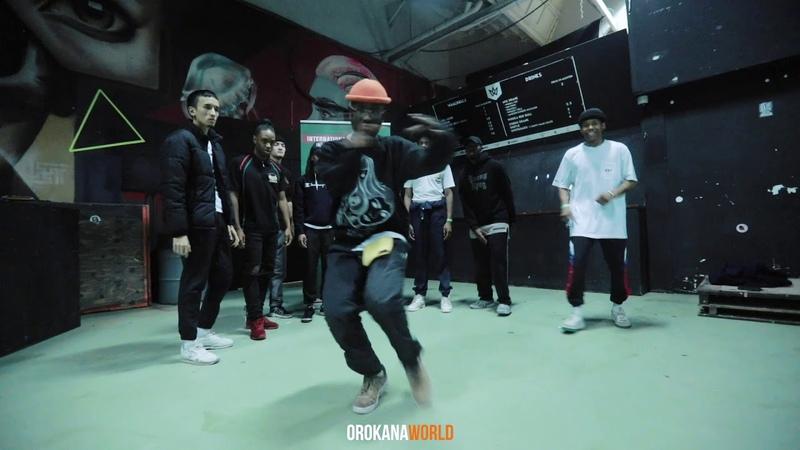 HOOPTIE MONEY Dance Freestyle orokanaworld