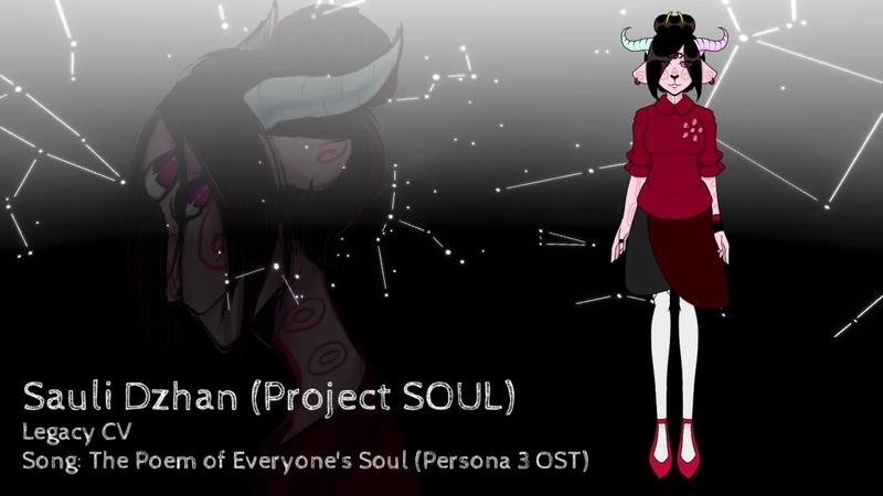 UTAU DEMO Sauli Dzhan Project SOUL
