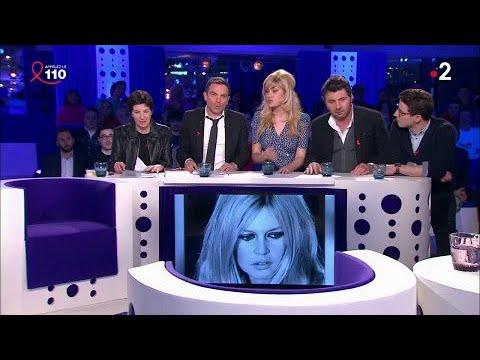 Yann Moix au sujet de Brigitte Bardot Je ne veux pas qu'on fasse l'apologie de Bardot ONPC