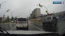 В Ноябрьске девочка-подросток провалилась в ливнёвку из-за лужи на пешеходном переходе