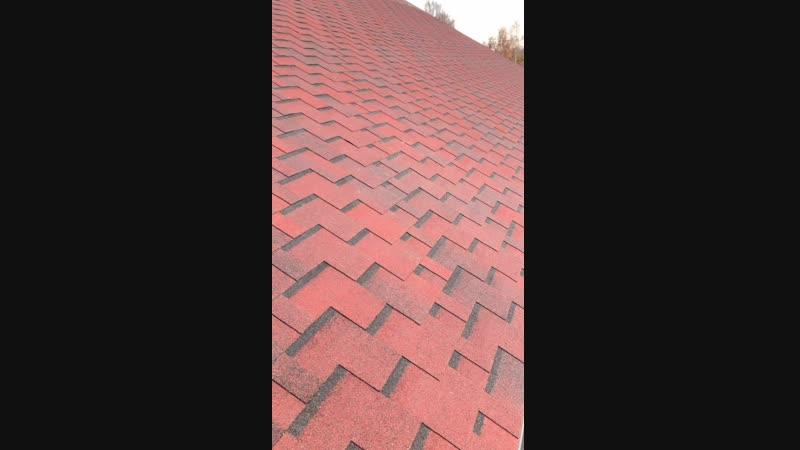 Строительство крыши, частичный ремонт или замена старого покрытия.