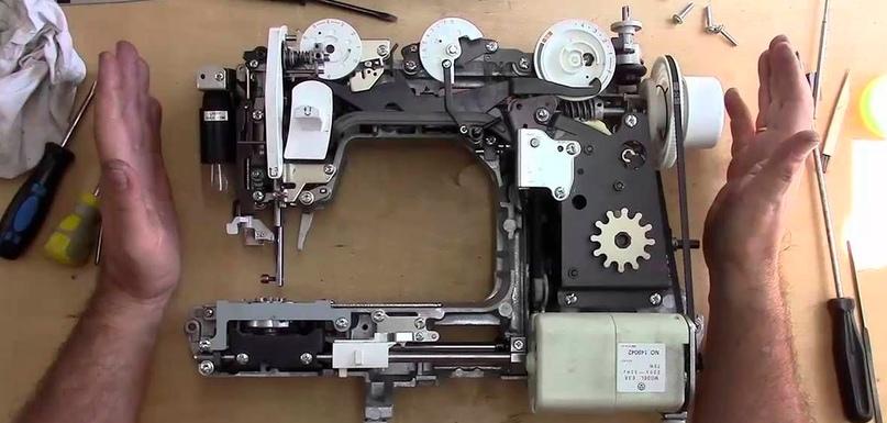 Ремонт швейных машин, изображение №1