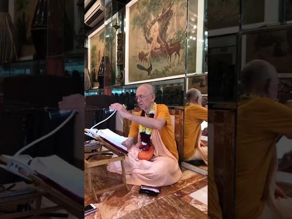 BVV Narasimha Swami, SB 10.60.44, Hong Kong, 31.08.2019