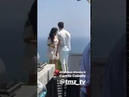 Camila Cabello Shawn Mendes Look Flirty At 4th Of July Pool Party 4 Wks After Her Split