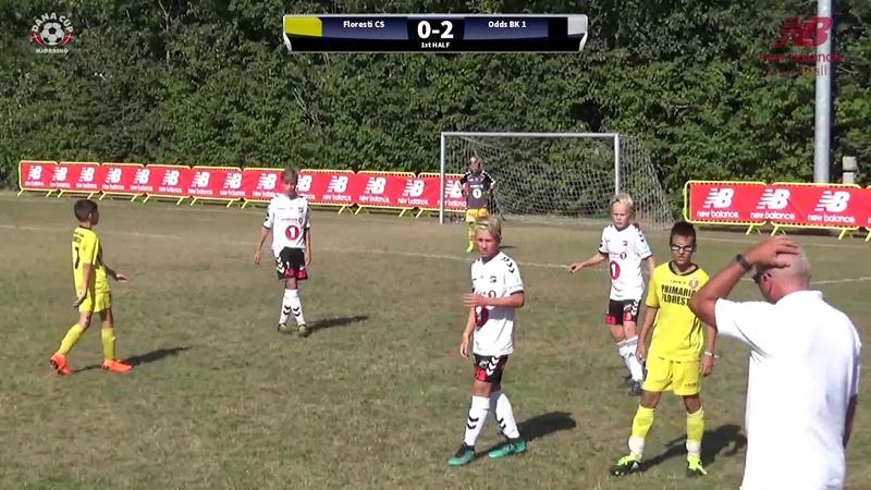 Dana Cup 2018 B12 Floresti CS Odds BK