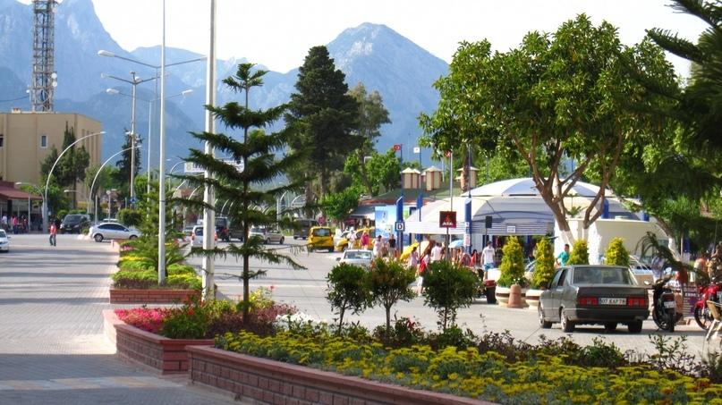 Обзор курорта Кемер (Турция), изображение №4