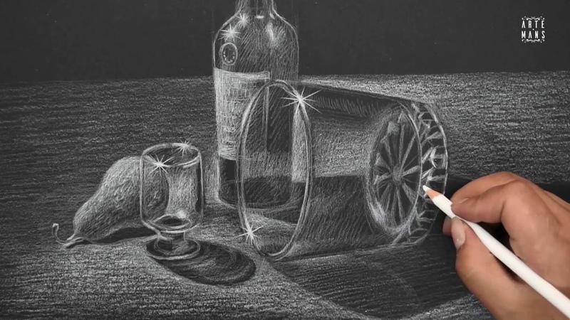 Cómo dibujar cristales o vidrios - TALLERES LIBRES CUSCO - ARTE MANS.