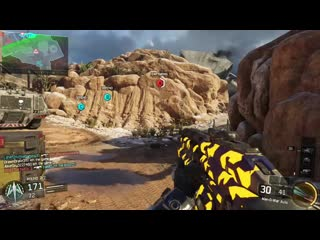 A man and a dream and a hatr with no team. black ops 3
