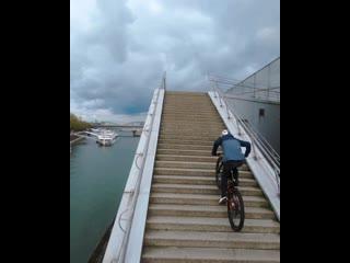Fabio wibmer stairs ig