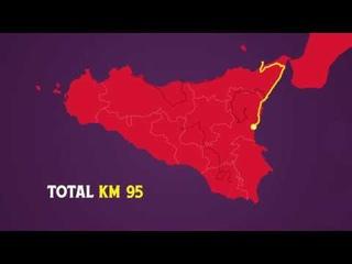 Il Giro di Sicilia | The Route