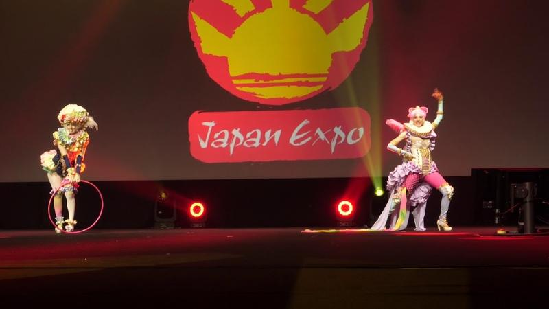 Japan Expo 2018 - Concours Cosplay Vendredi - 19 - Sakizou