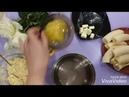 Банановый кекс с карамелью