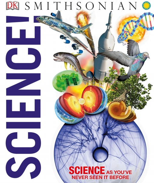 Book cover 1dk science science as you ve never seen it before