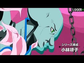 The SpongeBobs Bizarre Adventure Golden Wind Anime Opening /  Невероятные приключения Джо Джо  / Губка Боб / Аниме опенинг