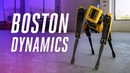 Boston Dynamics Spot hands-on: new dog, new tricks
