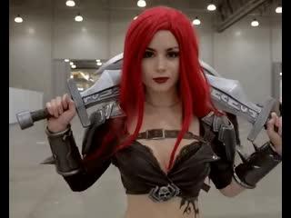 Playsafeee-lol-cosplay-league-of-legends-фэндомы-4463376