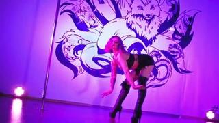 EXOTIC POLE DANCE - Юлия Шиляева (Тренер Studio _SoVa_ PD)