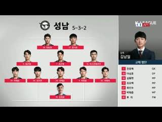 Чемпионат Кореи 2020 Обзор 3-го тура