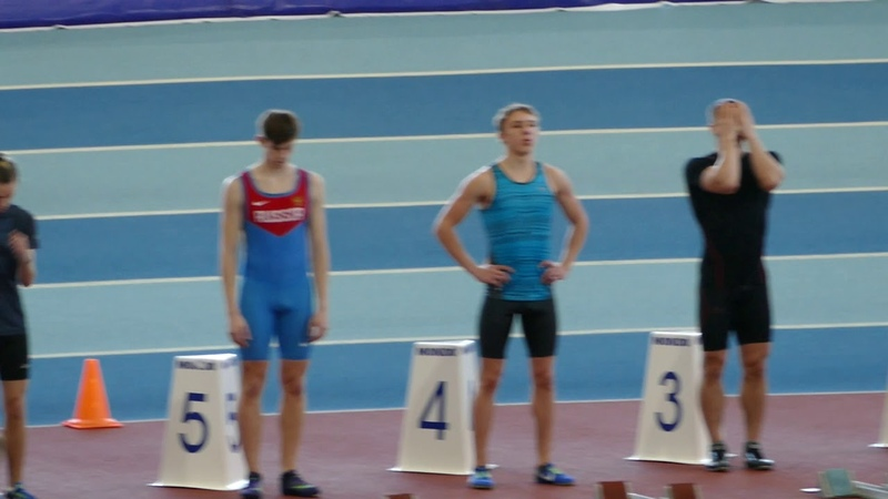 2019 U23 Обл | 60м М финал