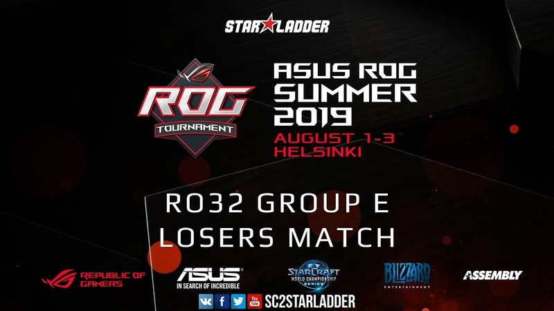 2019 Assembly Summer Ro32 Group E Losers Match Bly Z vs Bomber T